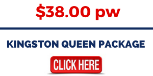 KINGSTON QUEEN PACKAGE