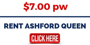 RENT ASHFORD QUEEN