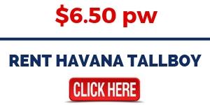 RENT HAVANA TALLBOY