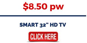 RENT SMART 32 inch HD TV RENTAL