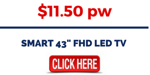 RENT SMART LED 43 inch FHD TV RENTAL