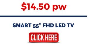RENT SMART LED 55 inch FHD TV RENTAL