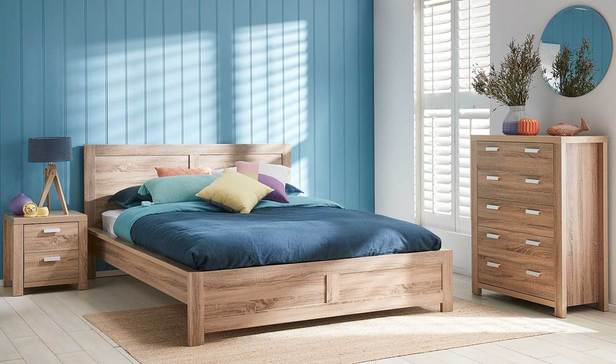Rent Havana Double Bed Package with Tallboy