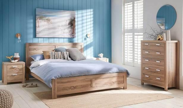 Rent Bedroom Furniture - Havana Queen Bed Package with ...