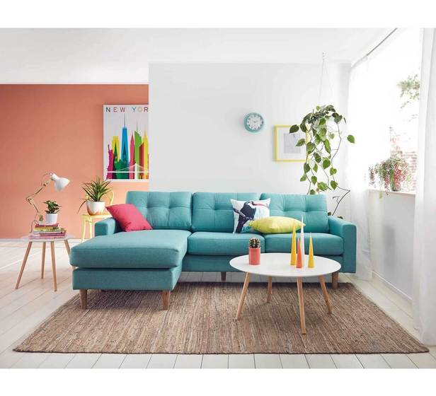Rent Jazz 3 Seater Chaise