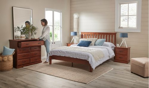 Ashford Queen Bedroom Package with Dresser