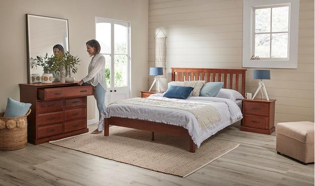 Ashford Queen Bedroom Package with Dresser