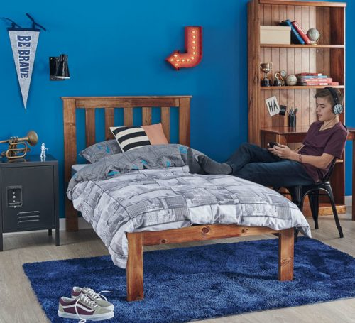 Rent Oakley Single Bed