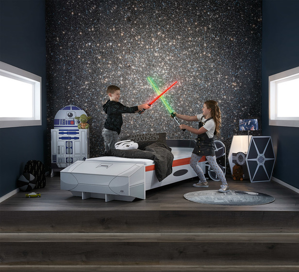 Rent Star Wars X-Wing Single Bed