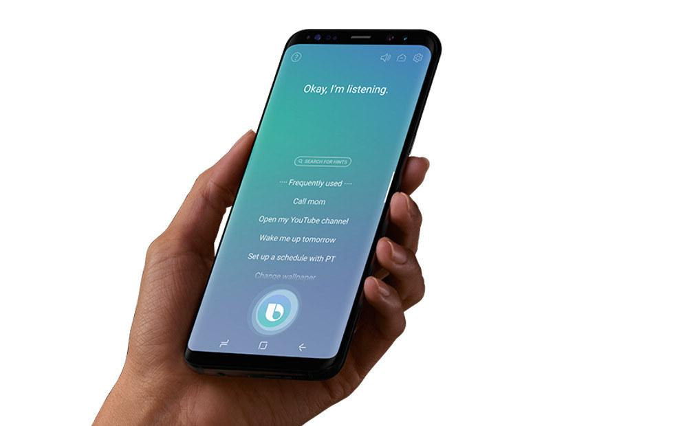 Get Tasks Done Easily with Bixby