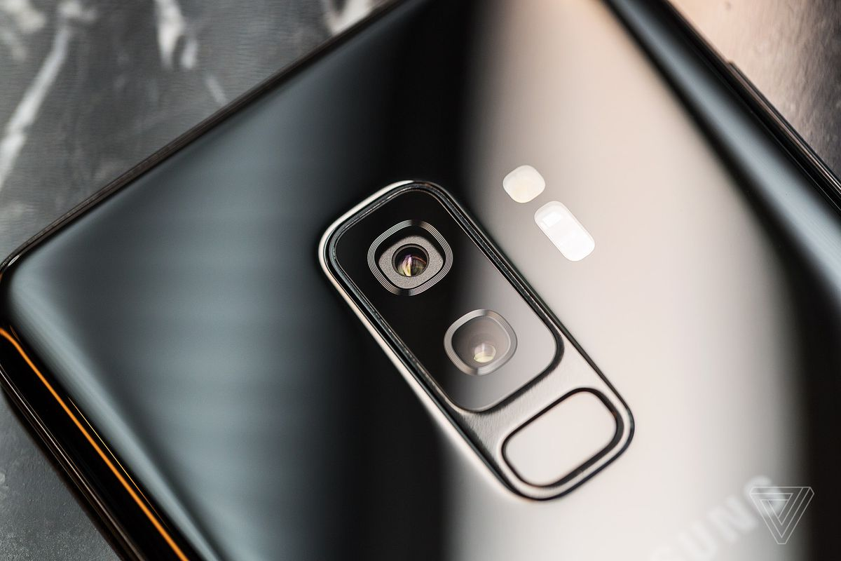 The Stunning Samsung S9 Camera