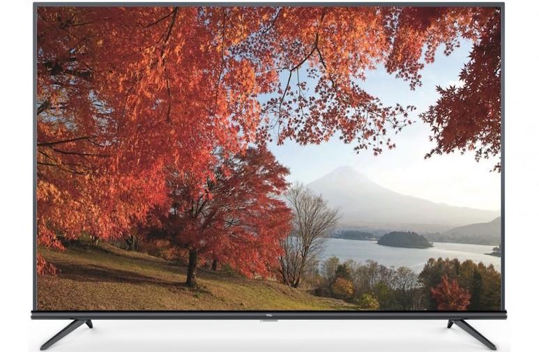TCL 55 UHD TV