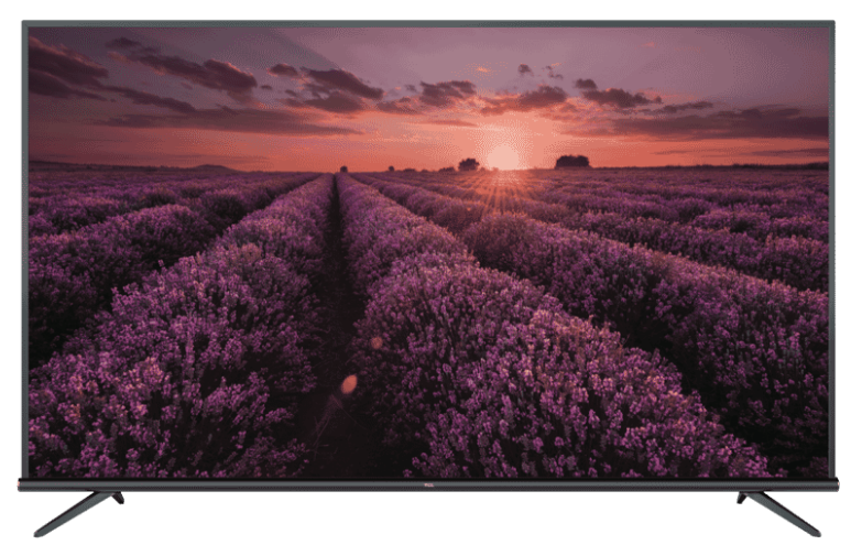TCL 65 UHD TV for Rent