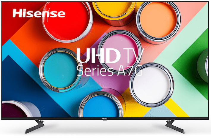Rent to own a Hisense 50 inch 4K UHD Smart TV